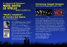 Note sotto le stelle 2014